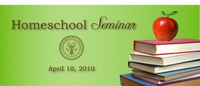 Homeschool Seminar